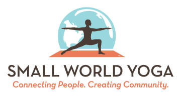 Small World Yoga Logo