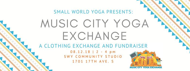 Music City Yoga Exchange