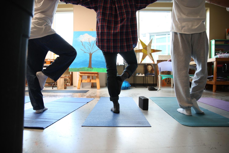 Small World Yoga