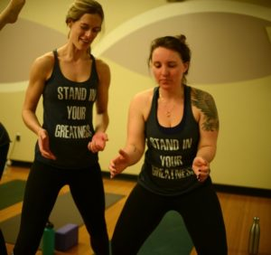 Liz Veyhl, Certified Baptiste Power Vinyasa Yoga Instructor