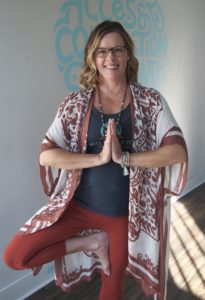 Brooke Widmer emPower Yoga Facilitator